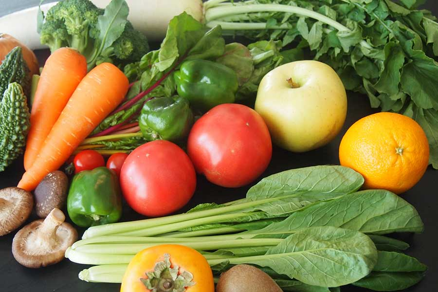 世界のトップ選手は、野菜、果物など植物性の食品を食べるプラントベースド・ダイエットなどを実施している
