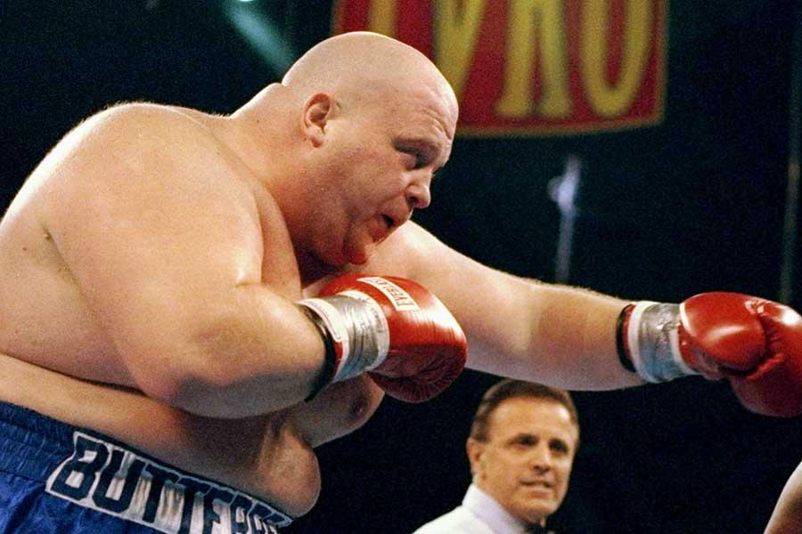 バタービーンの1995年の一撃が再注目された【写真:Getty Images】