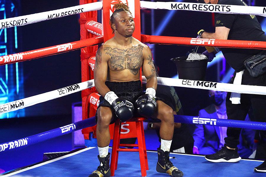 ジョシュア・グレア(写真)はマイク・プラニアに敗れた【写真:Getty Images】