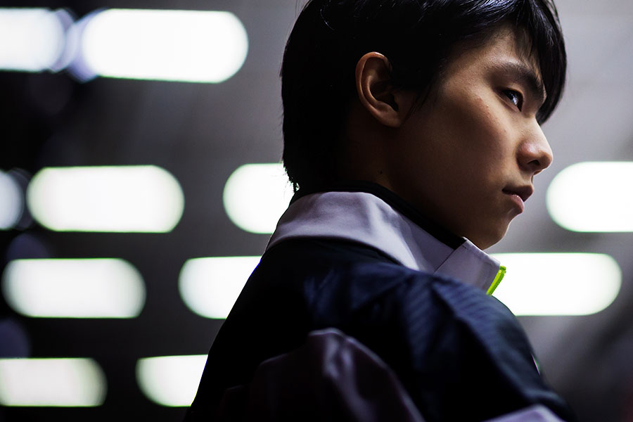 中野友加里さんが感じる「アスリート・羽生結弦」の強さとは【写真:Getty Images】