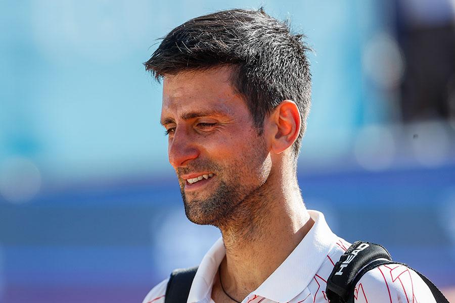 ノバク・ジョコビッチ【写真:Getty Images】