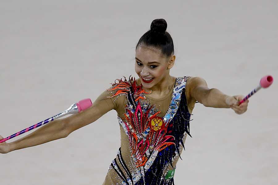 ダリア・トゥルブニコワ【写真:Getty Images】