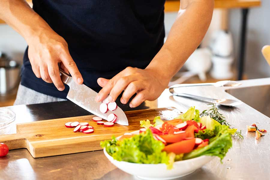 アスリートが料理を経験して気づくこととは…