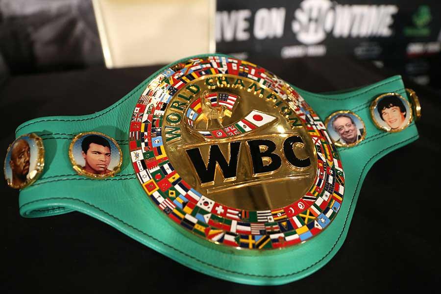 世界ボクシング評議会(WBC)が新階級を設立したことを発表した【写真:Getty Images】