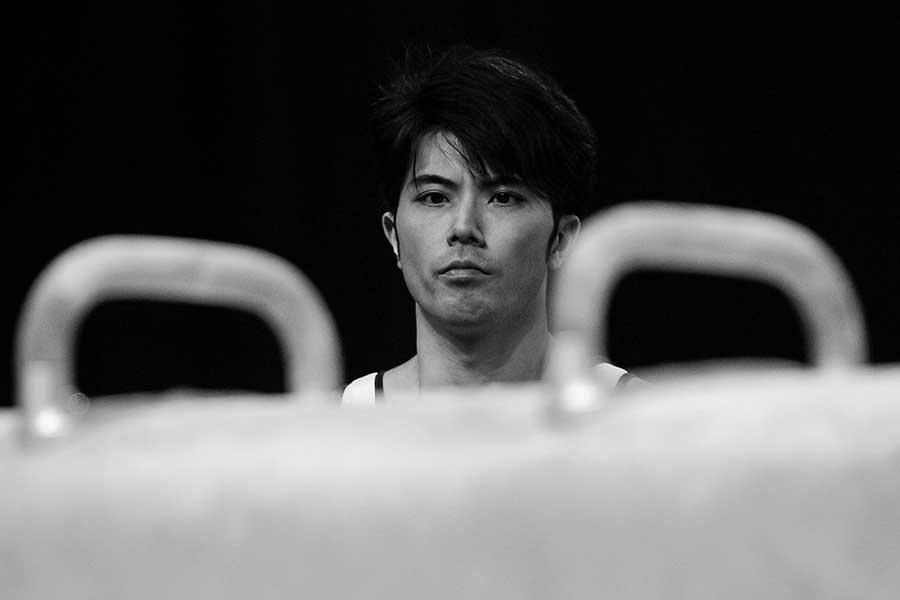 「日本初の五輪親子金メダリスト」となった塚原直也さんの助言【写真:Getty Images】