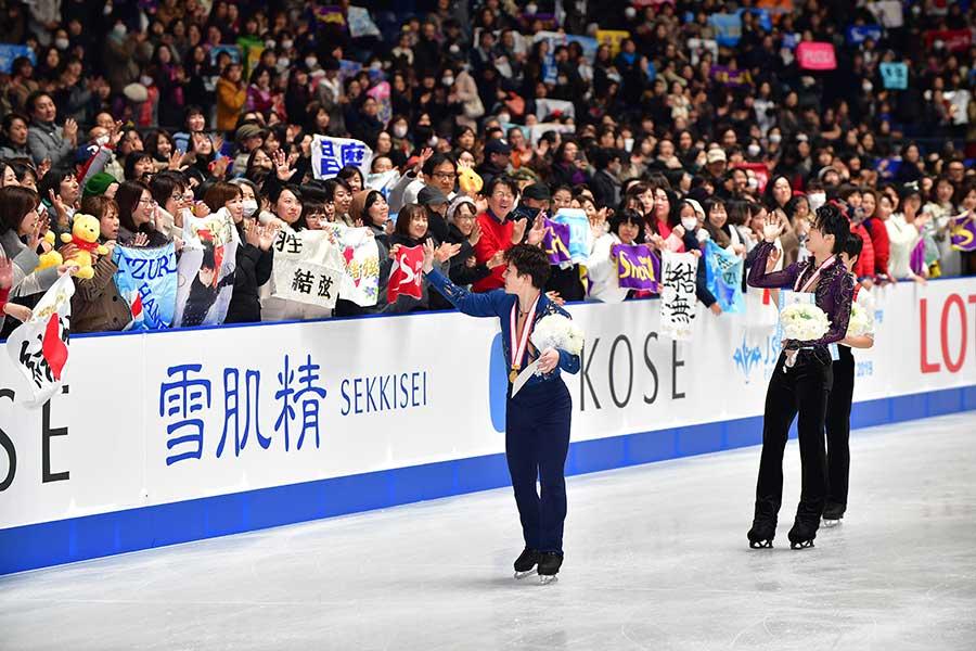 """羽生結弦らの登場で人気が高まるフィギュアスケート界が抱える""""待機選手問題""""とは【写真:Getty Images】"""