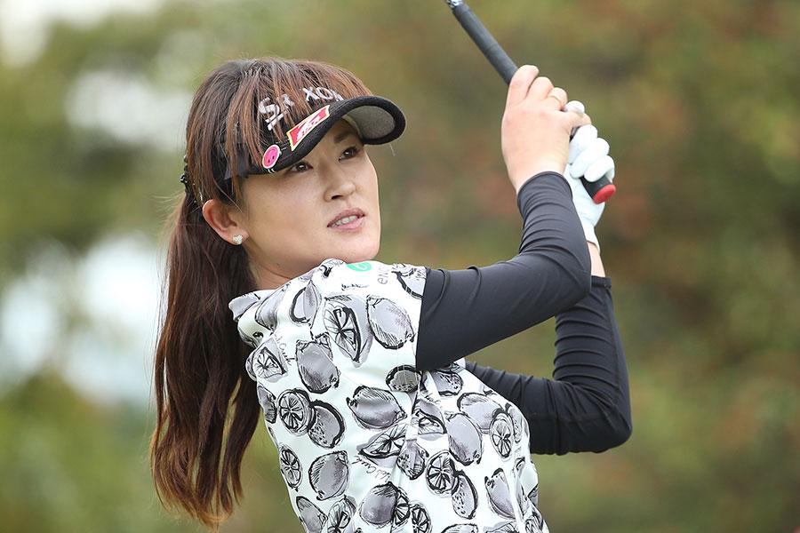 北田瑠衣が女子ゴルフの様々な疑問について、プロ目線の答えを語った【写真:Getty Images】