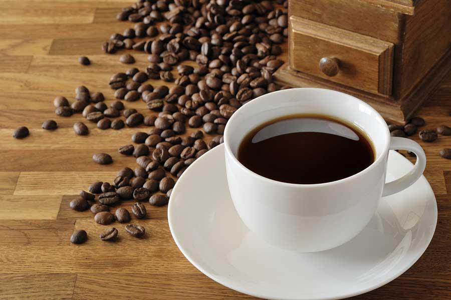 「アスリートのカフェインの摂り方」について