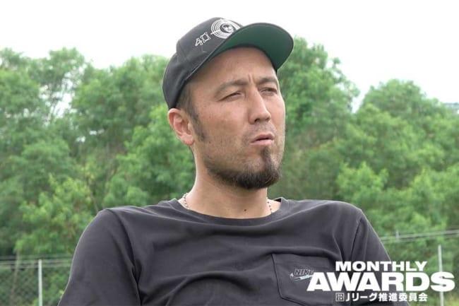 田中マルクス闘莉王氏は2010年南アフリカW杯での遠藤との思い出を語った【写真:闘莉王TV提供】