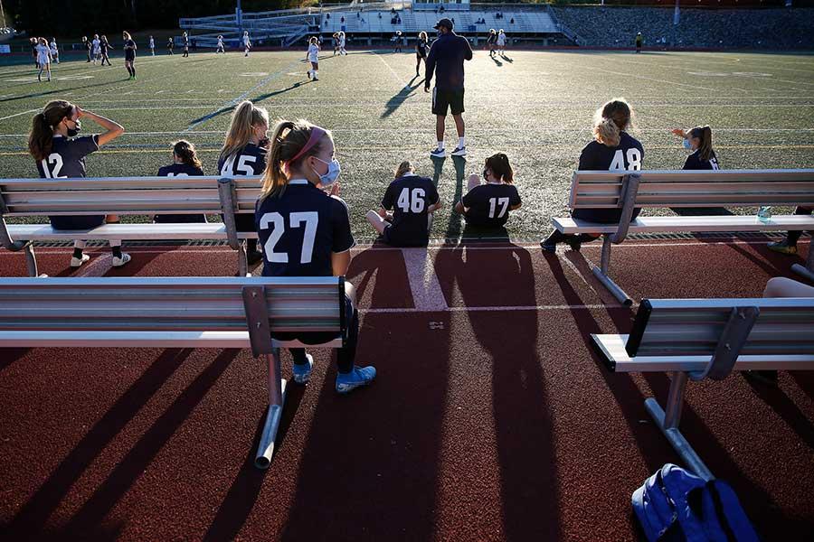 今回のテーマは「米国の中学で進む『部活参加』の流れ」について(写真はイメージです)【写真:Getty Images】