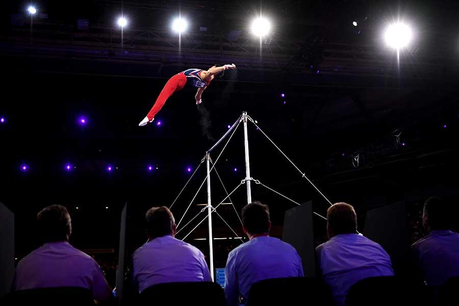来年10月に体操と新体操の世界選手権を福岡・北九州市で開催することを発表した(写真はイメージです)【写真:Getty Images】