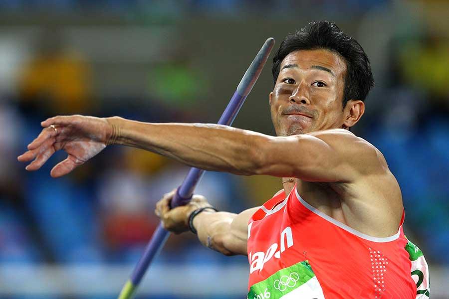 十種競技の日本記録保持者・右代啓祐【写真:Getty Images】