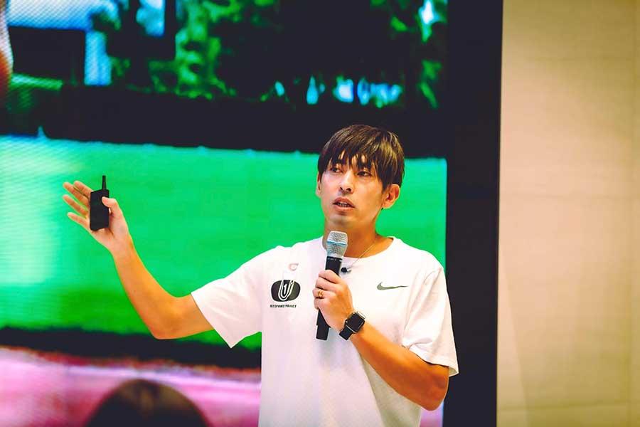 秋本真吾さんが考える「『体育会学生は就職に強い』は本当か」について【写真:@moto_graphys】