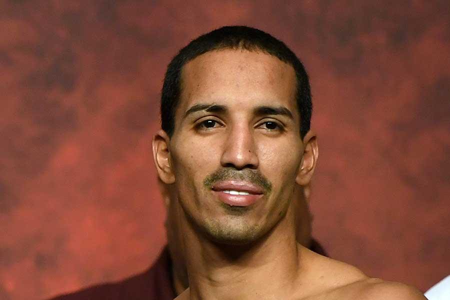 ロドリゲスの対戦相手だったドネアは新型コロナウイルスに感染してしまった【写真:Getty Images】