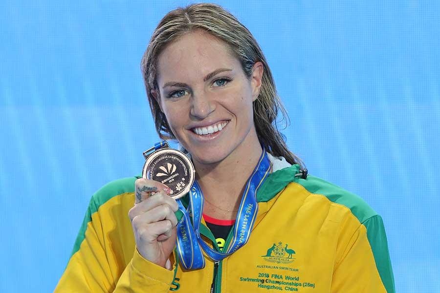 競泳現役五輪女王が摂食障害告白 闘病2年「速く泳ぐには痩せるしかないと言われ…」