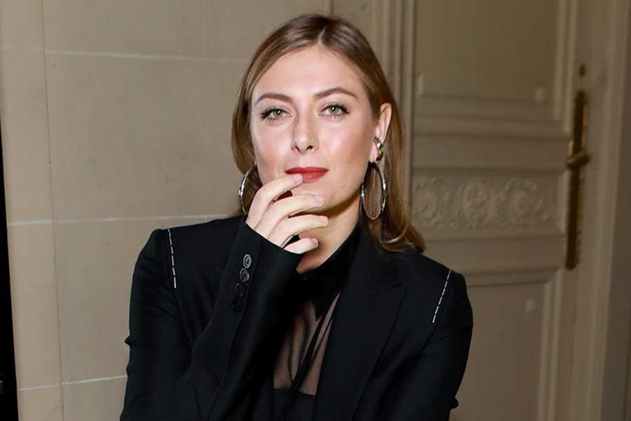マリア・シャラポワさん【写真:Getty Images】