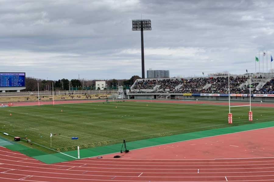 日本ラグビー協会はトップリーグの開幕延期を発表した(写真はイメージです)【写真:浜田洋平】