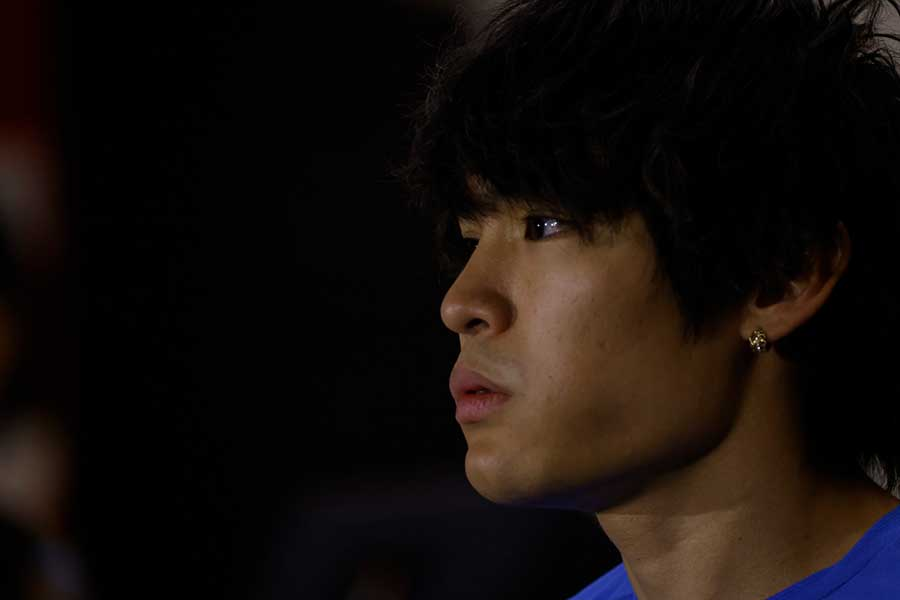 ボルダリング・ジャパンカップ、7位で予選を通過した楢崎智亜