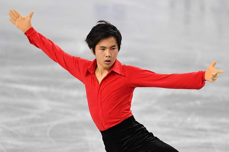 本田太一(撮影は2017年)【写真:Getty Images】