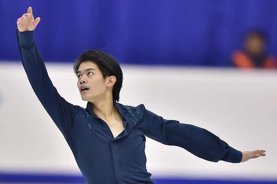 小塚崇彦さん【写真:Getty Images】
