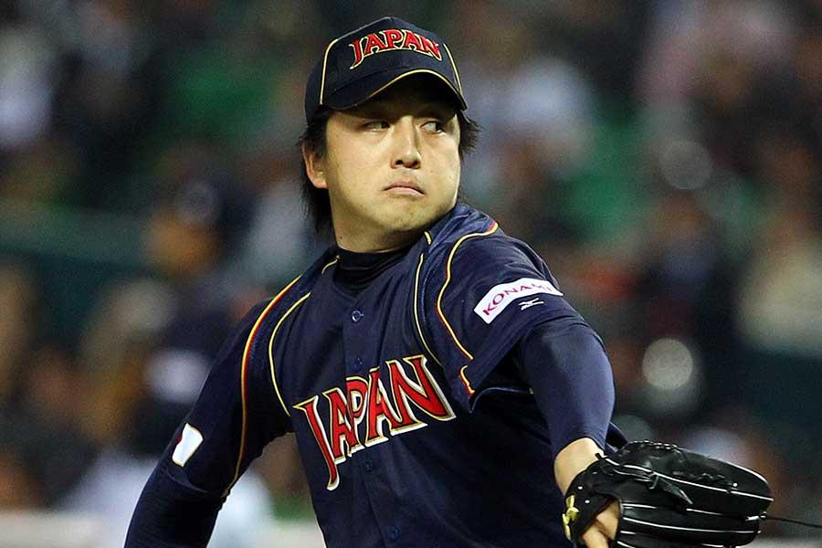 レッドソックスへの移籍が決まった澤村拓一(画像は2013年)【写真:Getty Images】