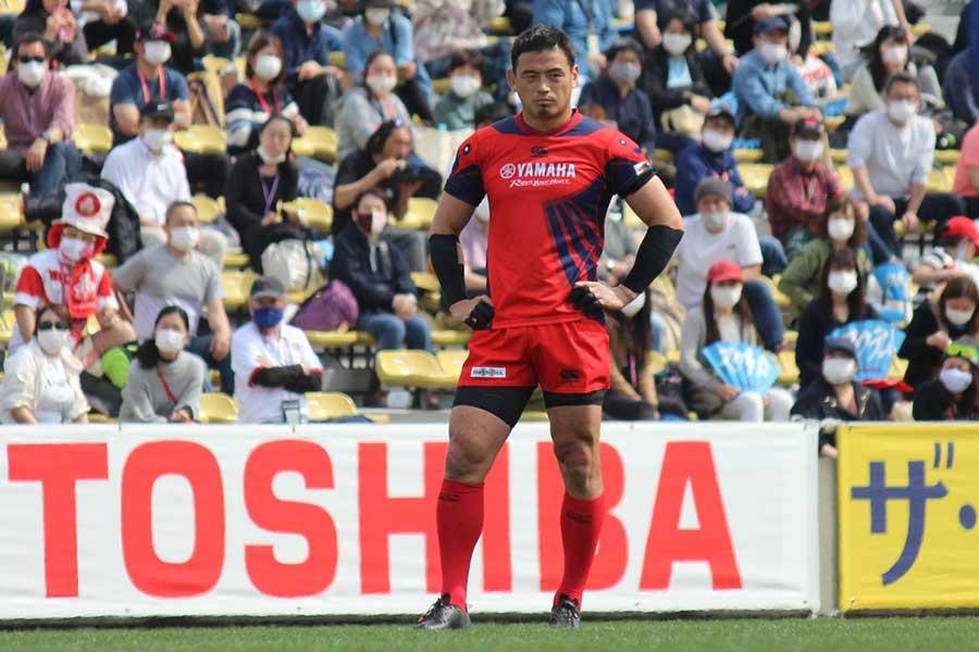 今季限りでの現役引退を表明している五郎丸歩【写真:宮内宏哉】