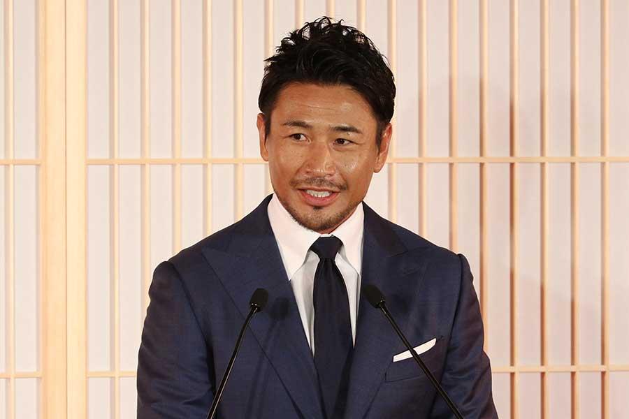 元格闘家の魔裟斗氏【写真:つのだよしお/アフロ】
