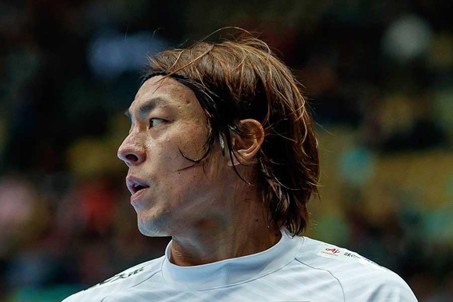 宮崎大輔(撮影は2019年)【写真:Getty Images】