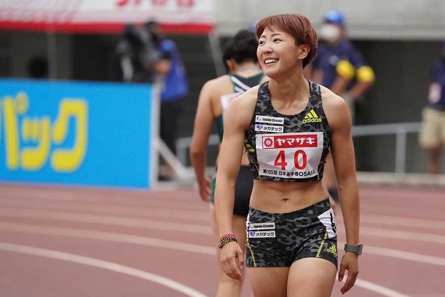 東京五輪閉会式は一人娘の誕生日「終わった後に甘やかしてあげたい」