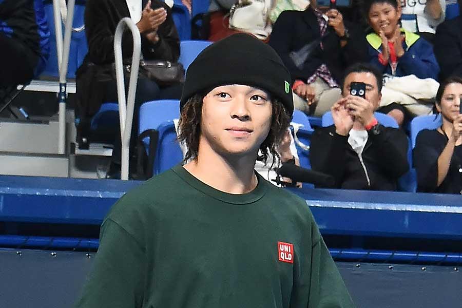 平野歩夢(撮影は2019年)【写真:Getty Images】