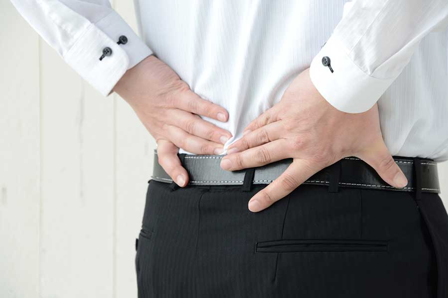 今回のテーマは「お尻からくる腰痛を楽にする方法」について