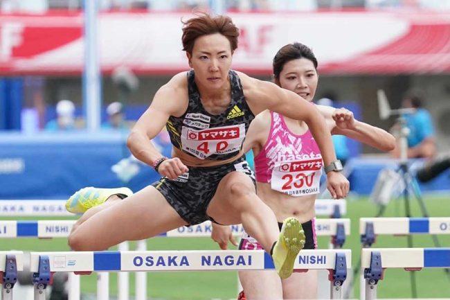 日本選手権で11年ぶりに優勝した寺田、摂食障害に至った要因と克服までの経緯とは【写真:荒川祐史】