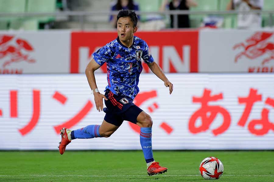 サッカー・U-24日本代表の久保建英【写真:Getty Images】