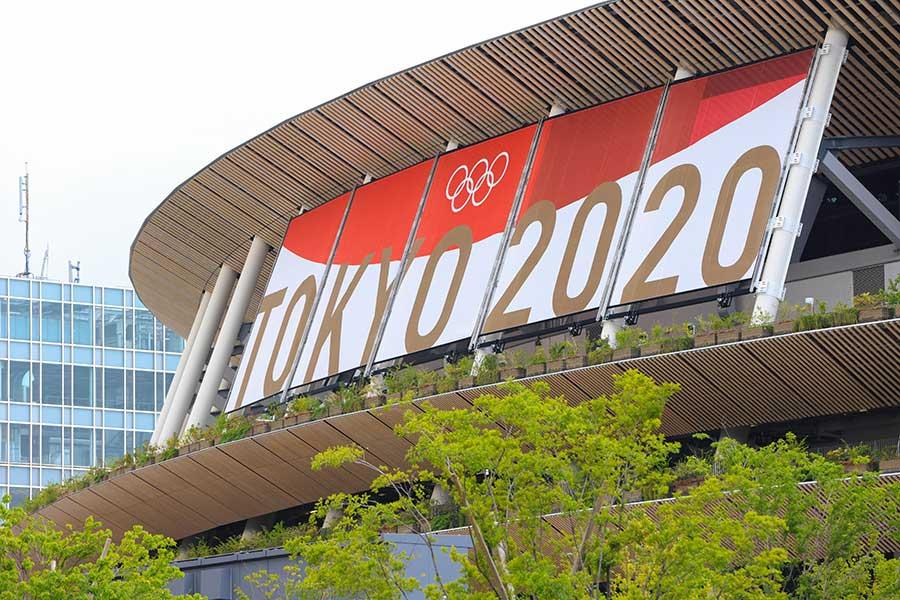 オリンピックスタジアム【写真:Getty Images】