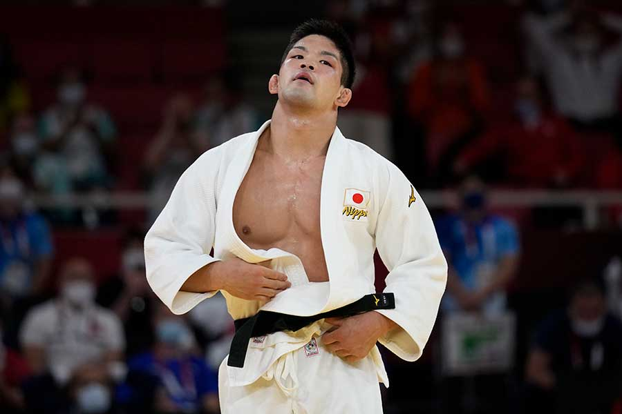 柔道男子73キロ級で五輪連覇を達成した大野将平も混合団体に臨む【写真:AP】