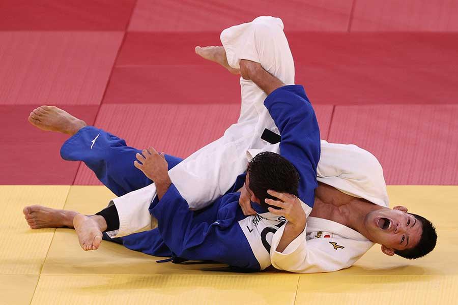 男子73キロ級で五輪連覇を達成した大野将平【写真:Getty Images】