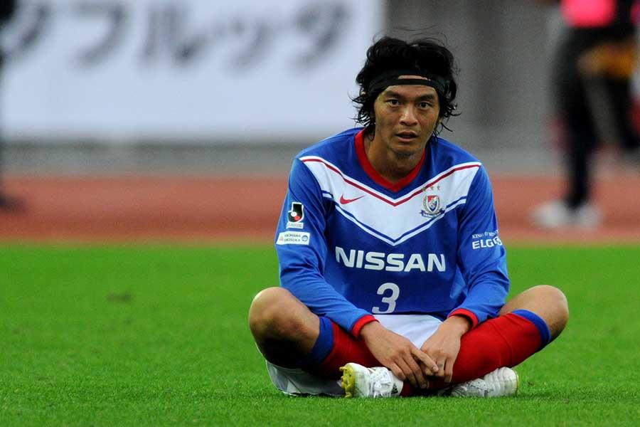 2010年シーズンの松田直樹さん【写真:Getty Images】