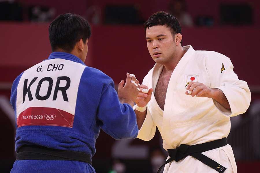 ウルフ・アロンが金メダルを獲得した【写真:Getty Images】