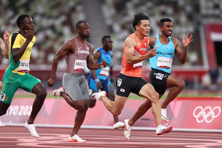 陸上短距離における、速い選手と強い選手の違いとは【写真:Getty Images】