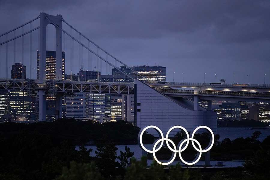 米国の重量挙げコーチが日本人から受けた労いに感銘を受けている【写真:AP】