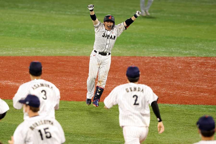 野球・侍ジャパンは準決勝で韓国と対戦する【写真:Getty Images】