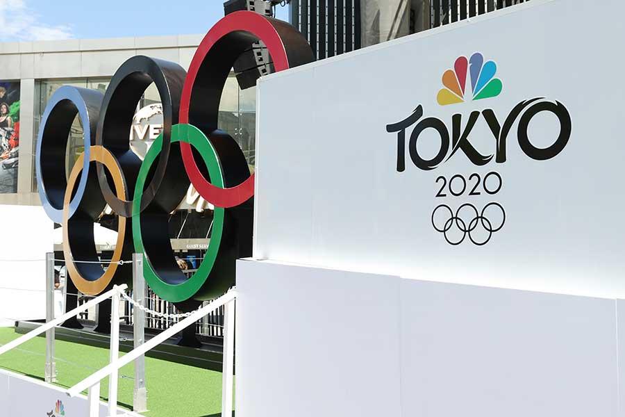 米国で東京五輪の視聴が低調なワケとは【写真:Getty Images】