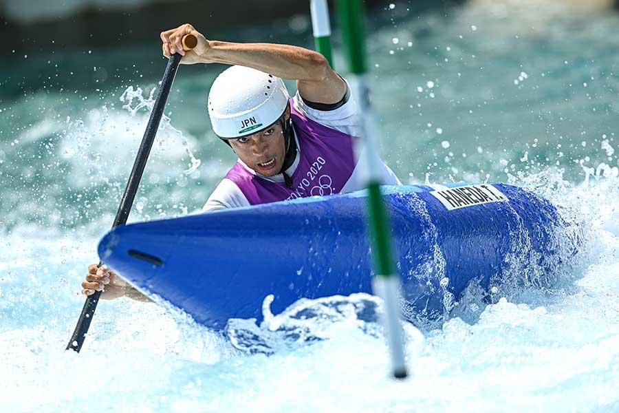 「カヌー・羽根田卓也の涙」について、リオ五輪前から交流がある伊藤華英さんが想いを明かした【写真:Getty Images】
