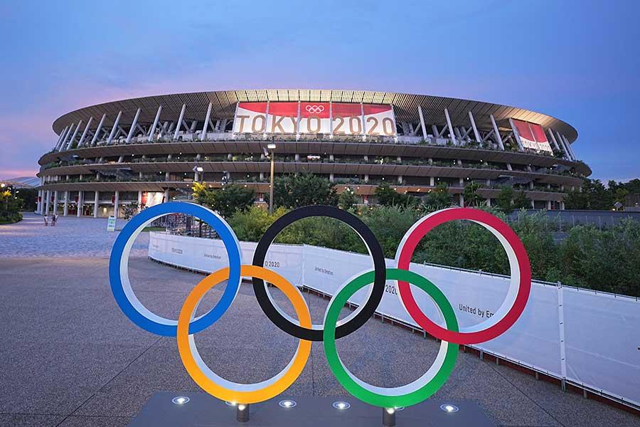 海外から五輪会場が称賛されている【写真:Getty Images】