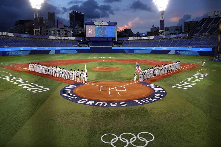 野球の侍ジャパンは決勝で米国と激突する【写真:Getty Images】