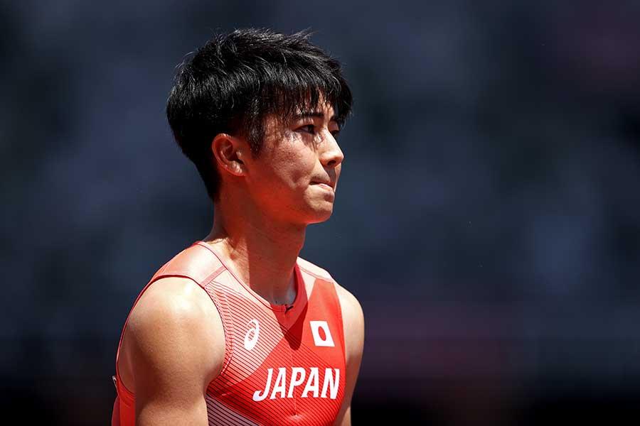 日本は失格でリオ五輪に続くメダル獲得を逃した【写真:Getty Images】