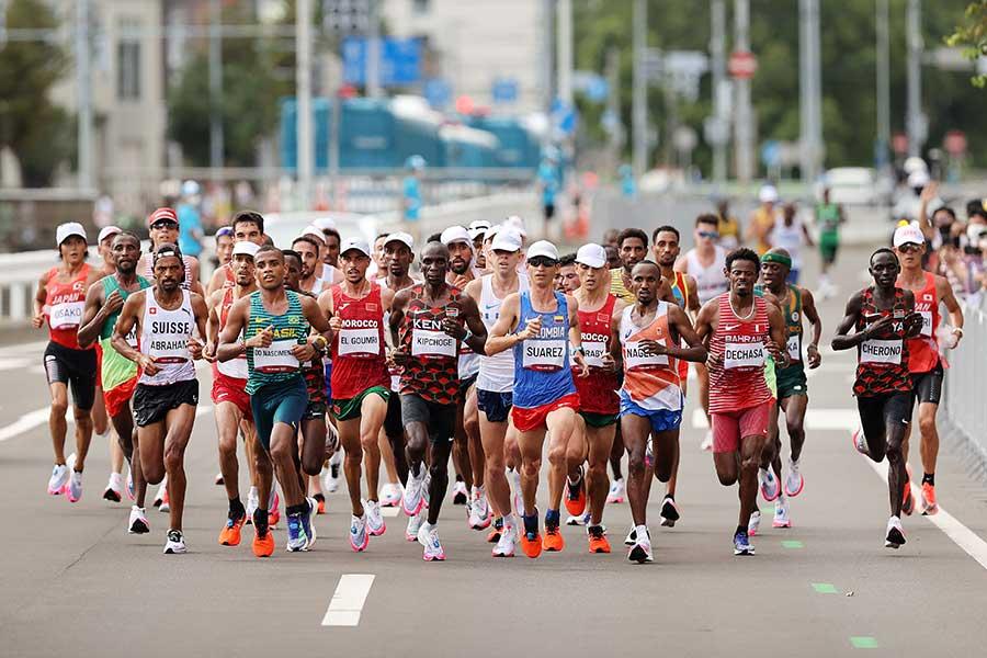 運動不足の人が走る際に気をつけるべき点とは【写真:Getty Images】