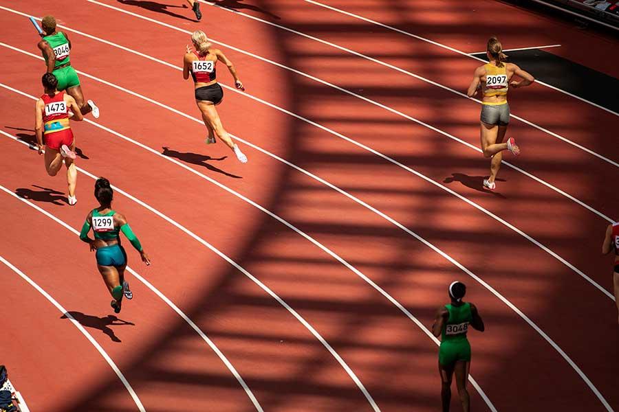 今回のテーマは「東京五輪17日間の光と影」について【写真:Getty Images】