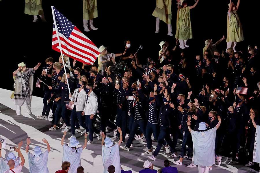 米紙「ロサンゼルス・タイムズ」の記者に「米国でのオリンピック報道」について聞いた【写真:Getty Images】