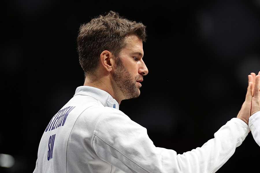 フェンシングのスイス代表、ベンヤミン・シュテフェン【写真:Getty Images】